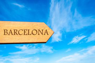 Destination BARCELONA, SPAIN