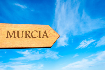 Destination MURCIA, SPAIN