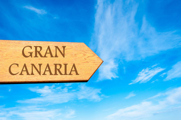 Destination GRAN CANARIA, SPAIN