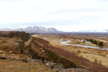 Þingvellir - Thingvellier Nationalpark