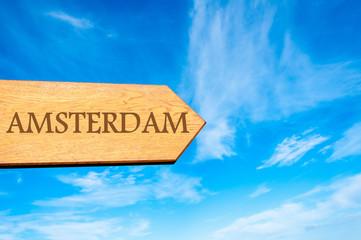 Destination AMSTERDAM, The Netherlands