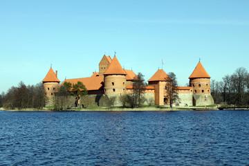 Trakai castle, Lithuania