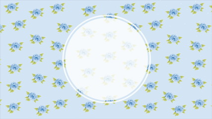 Flowers backgrounds, Video animation, HD 1080