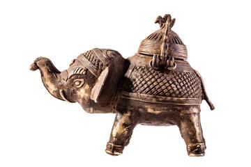 Indian Elephant shaped censer