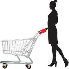 carrello della spesa acquisti