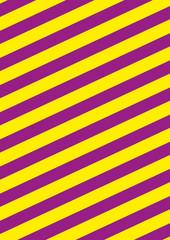 Gestreifter Hintergrund hochkant: lila gelb