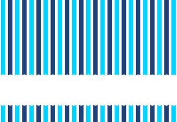 Streifenmuster blau weiss türkis mit Textfreiraum