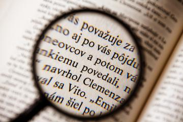 magnifer reading