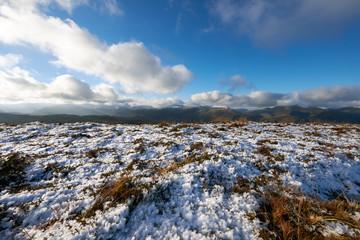 Derwent Fells, Lake District, Uk