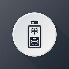 batary plus minusl icon