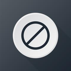 icon ban
