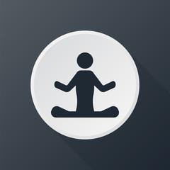 icon yoga