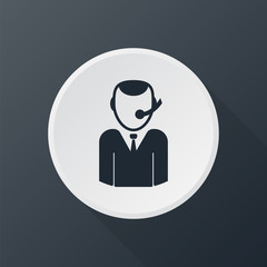 suport user icon