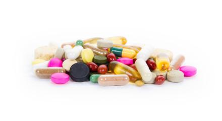Pill heap