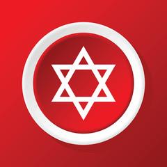 Scorpio icon on red