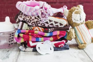 children warm sweaters