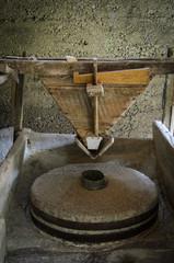 Water mill, Millstone