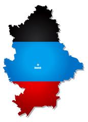 Donetsk Republic vector