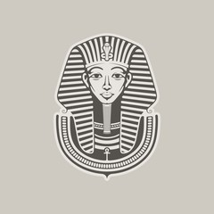 Pharaoh / Vector illustration