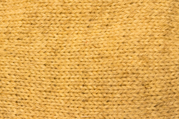 Knitted Wool Abstract Background