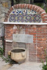 Brunnen in Kusadasi, Türkei