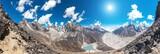 Fototapety Beautiful mountain landscape
