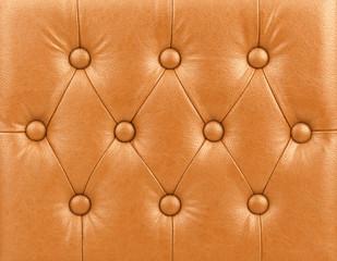 Luxury orange leather background