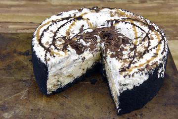 Decadent Ice Cream Cake