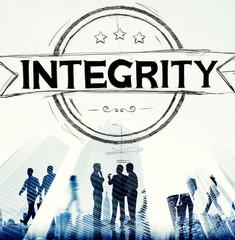 Integrity Attitude Belief Fairness Trustable Concept