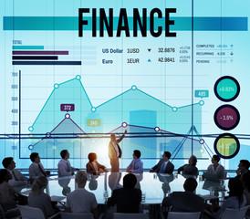 Finance Financial Money Banking Business Profit Concept