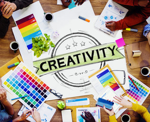 Creativity Ideas Innovation Creative Futuristic Concept
