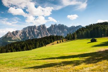 Latemar, Dolomiti