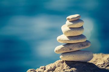 Balance spa wellness concept