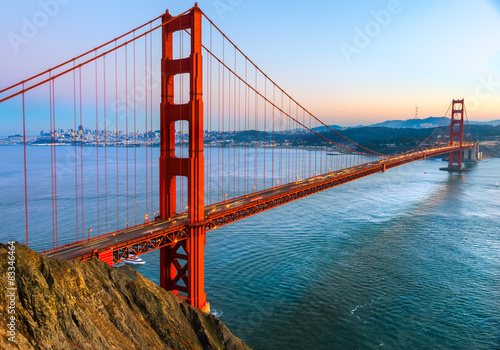 Golden Gate, San Francisco, California, USA. © Luciano Mortula-LGM