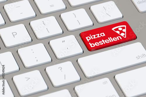 Online Pizza bestellen bei Lieferdienst