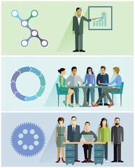 Teamarbeit Prozess