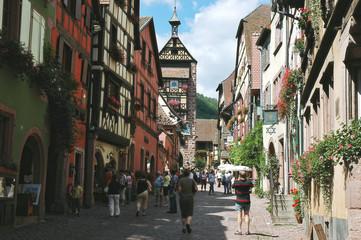 village alsacien