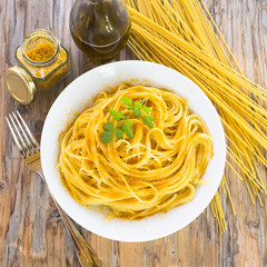 Spaghetti con bottarga, Cucina Sarda