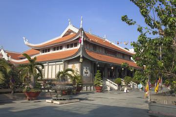 ホーチミン市の永巌寺