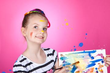 child and creativity, development.