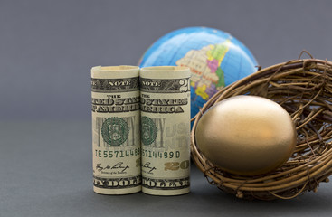 Astute global strategy builds a nest egg