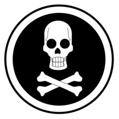 mystery skull symbol
