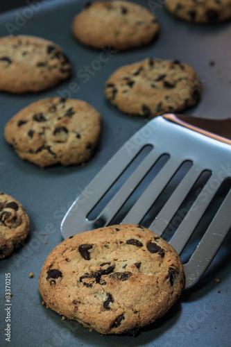 Poster Tunesië Biscuits au chocolat