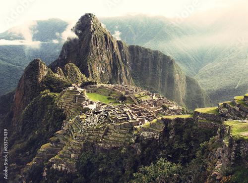 Machu Picchu - 83375439