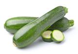 Young zucchini