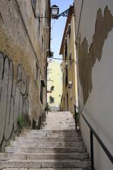 Treppe in der Alfama