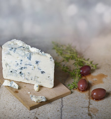 Blue Cheese and Olives