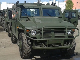 Military offroaders