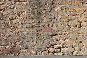 mur décrépi