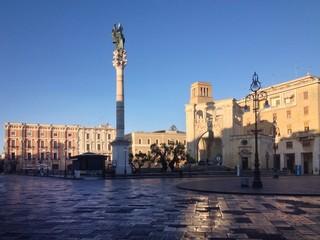 zpiazza S. Oronzo - Lecce -